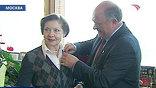 29 октября - большой праздник и для лидера нынешних российских коммунистов Геннадия Зюганова