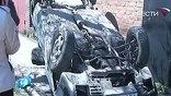 В Ростове-на-Дону завели уголовное дело на милиционера-стажера, который сбил на автобусной остановке 11 человек