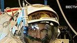 """В четверг вечером к МКС стартует российский корабль """"Прогресс"""". В числе грузов, которые получат космонавты – новый компьютеризированный скафандр """"Орлан-МК"""""""