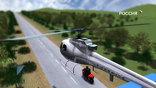 Подмосковные автоинспекторы теперь находят нарушителей с неба и оттуда же их карают