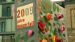 20-летие падения Берлинской стены, ознаменовавшее окончание холодной войны, будет отмечаться с большим размахом