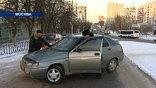 """Результаты испытаний москвичей сильным морозом хорошо заметны на улице - многие автомобилисты не могут завести своих """"железных коней"""""""