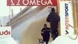 Трагедия произошла на тренировочной трассе в немецком Кенигзее из-за отсутствия координации в работе судьи и сигнального светофора