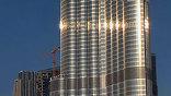 В Дубае закрыли самое высокое здание в мире Burj Khalifa