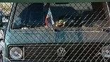 В Латвии ультраправые составили список автовладельцев, которые на своих машинах используют российскую символику