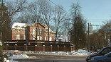"""Все дома здесь носят статус памятников архитектуры, уверяет администрация поселка """"Сокол"""""""