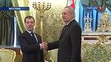 В Абхазии появится объединенная российская военная база. Соответствующее соглашение подписано по итогам переговоров Медведева и Багапша