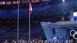 В Ванкувере погас огонь XXI Зимних Олимпийских игр. Церемония закрытия прошла на стадионе BC Place