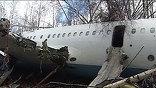 По словам местных жителей, одна из стюардесс сама выбралась с места падения самолёта. И будто бы первой сообщила об авиакатастрофе. В больнице Домодедова сейчас находится пятеро человек. Трое - в реанимации.