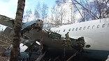"""У того самого борта, который упал ночью 22 марта 2010 года, в 2002 году уже отказывали оба двигателя. Лайнер тогда принадлежал авиакомпании """"Сибирь"""". Происшествие обошлось без пострадавших."""