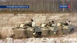 Под Псковом впервые в истории ВДВ было проведено десантирование новых боевых машин с экипажем внутри.