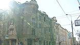 Дом на 2-й Брестской улице пережил русскую революцию, Великую Отечественную войну, и с него даже штукатурка не осыпалась