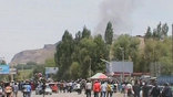 Неизвестные пытаются захватить РОВД в Джалал-Абадской области