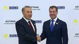 В Астане сегодня открылся саммит Организации по безопасности и сотрудничеству в Европе (ОБСЕ) на высшем уровне. Основная тема совещания - контроль за вооружениями в Старом Света и обеспечение безопасности.