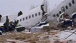 В Иране началось расследование обстоятельств катастрофы Boeing-727