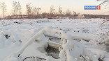 В Луховицком районе Московской области снова горит торф