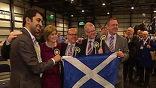 Шотландия может выйти из Соединенного Королевства.