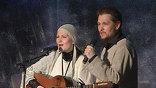 Актер и певец Александр Михайлов отметил 50-летие концертом в театре имени Евгения Вахтангова