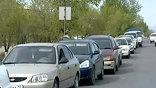 В некоторых российских регионах ощущается острая нехватка бензина