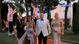 В Монако завершалась гражданская церемония королевского бракосочетания