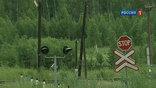 Въезд в свердловский поселок Сагра и сейчас напоминает о трагических событиях четырехдневной давности