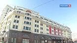 Саму гостиницу обещают открыть в 2013 году. И, судя по всему, убранство легендарного ресторана, мраморная лестница в эту жизнь класса люкс тоже не впишется.