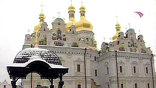 Киево-Печерская Лавра - святыня общая, колыбель монашества на Руси - сегодня относится к Московскому патриархату
