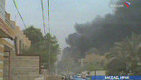 Столкновения в Багдаде между сторонниками радикального имама Муктады ас-Садра и иракской армией, поддерживаемой американскими войсками, начались в пятницу