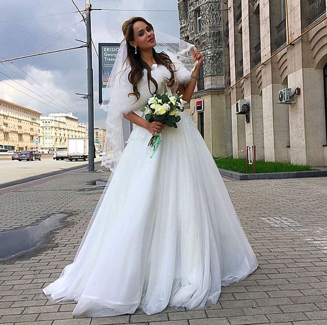 Калашникова анна свадьба