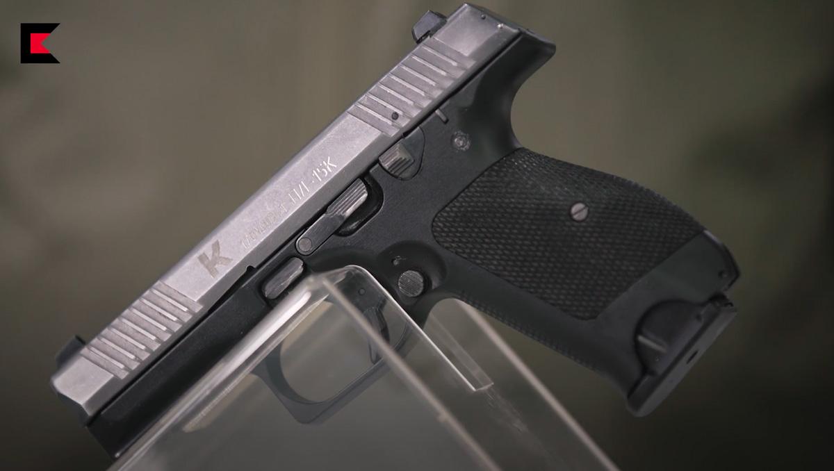«Калашников» запускает новый пистолет в серию уже в следующем году