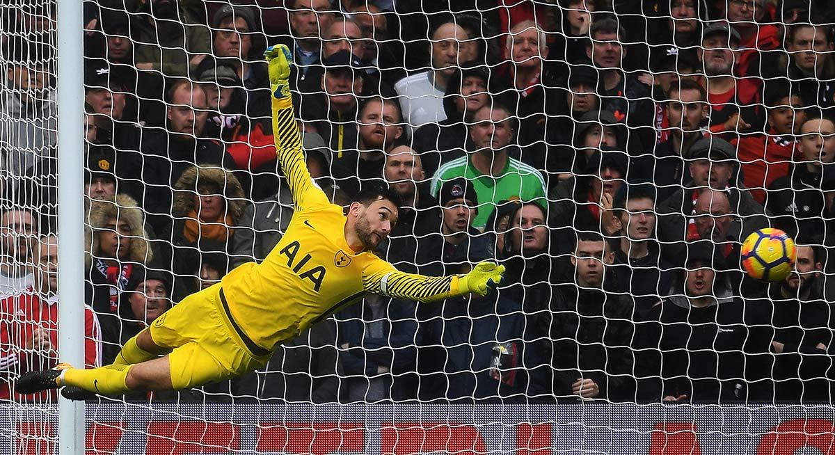 «Тоттенхэм» пробился в полуфинал Кубка Англии по футболу