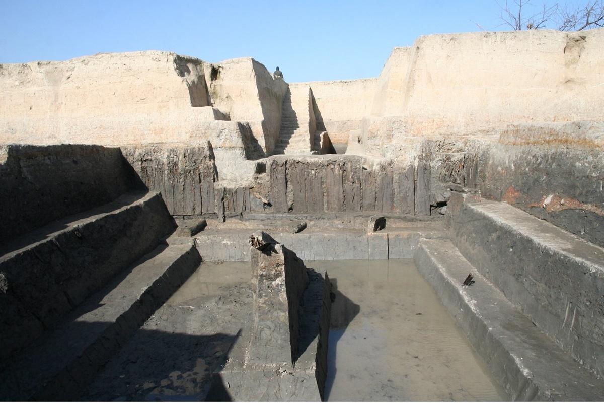 Resultado de la imagen para el antiguo sistema hidrológico china