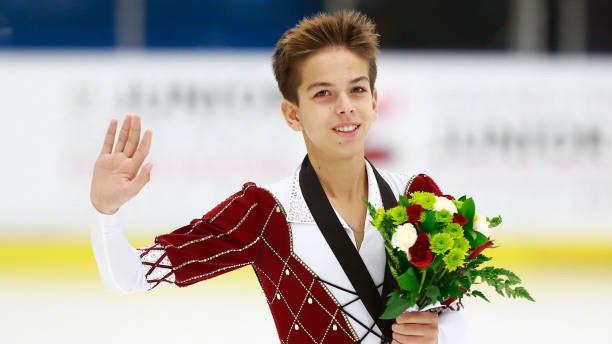Россиянин Гуменник выиграл этап юниорского Гран-при по фигурному катанию