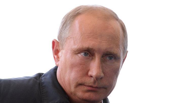 Путин прибыл в опаленную пожарами Хакасию