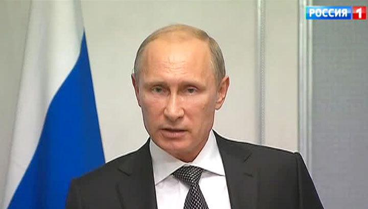 Мирный план Путина: семь шагов к нормальной жизни на Украине