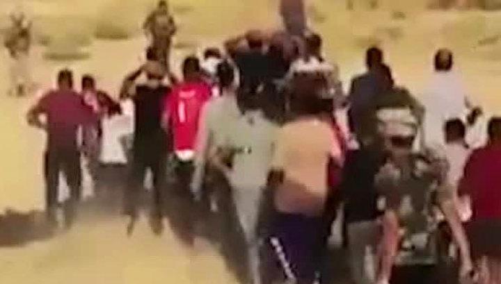 Боевики ИГИЛ вырезали 700 иракских военных