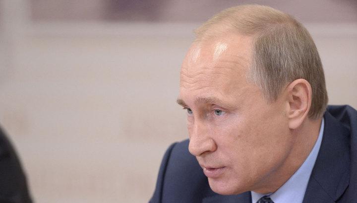 Путин возмущен волокитой с выплатами пострадавшим от паводка
