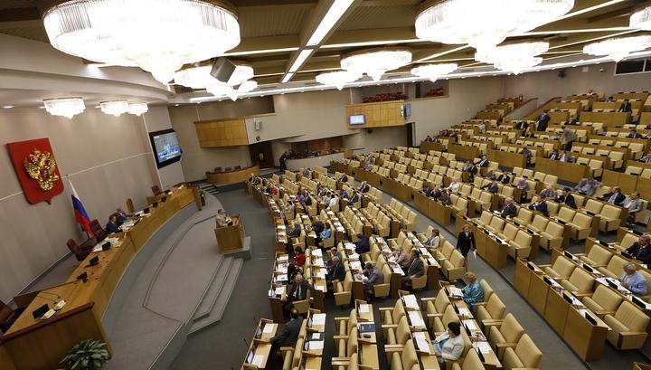 Дума поддержала путинский проект амнистии