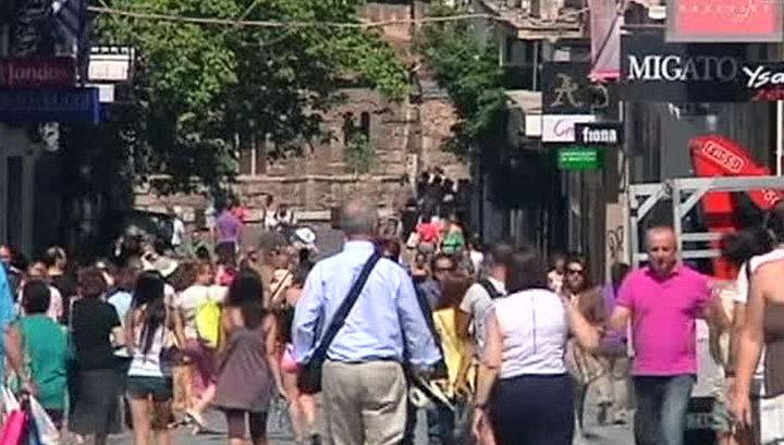 Китай разрешил российским туристам покинуть страну