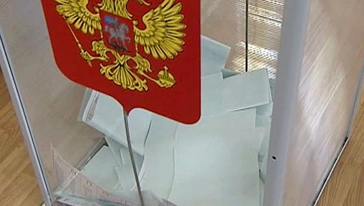 В России выбирают депутатов, мэров и губернаторов