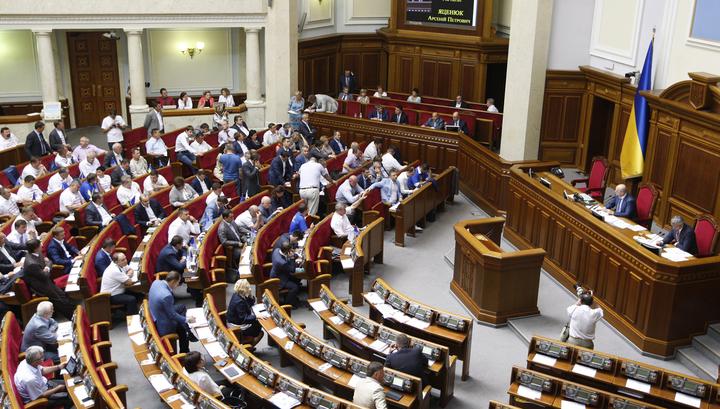 Украинских чиновников-коррупционеров будут лишать постов на 10 лет