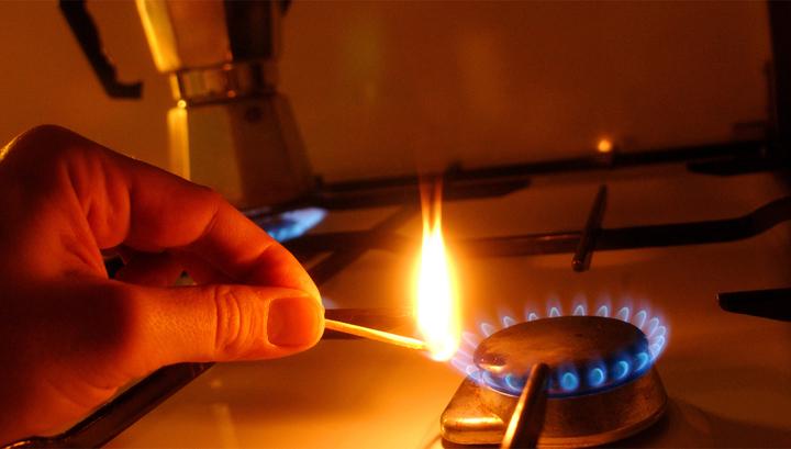 """""""Газпром"""" готов обеспечить украинцев газом"""