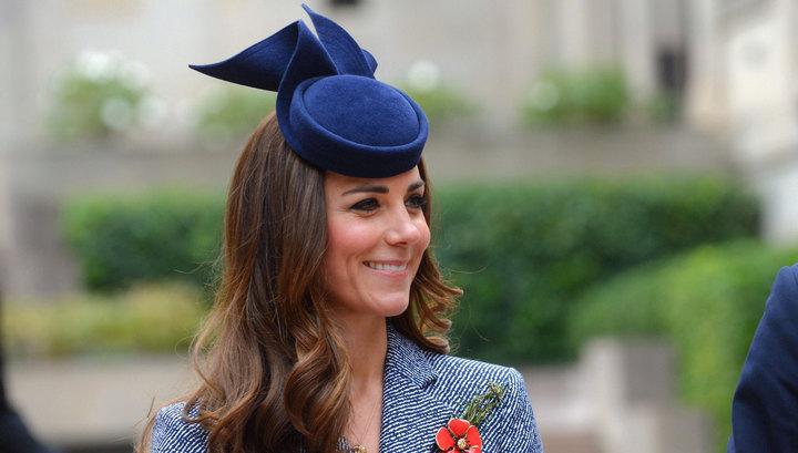 Герцогиня Кембриджская отменила визит на Мальту из-за токсикоза