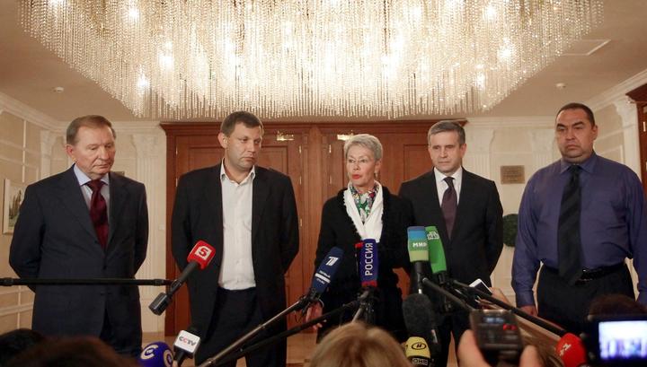 Минск готовится к очередному заседанию контактной группы по Украине