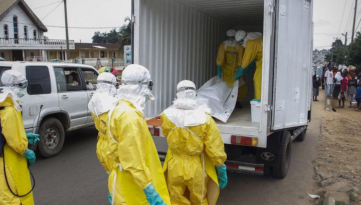 Еще один американец заразился вирусом Эбола
