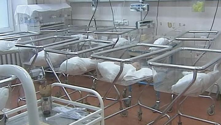 60-летняя москвичка благополучно родила здорового ребенка