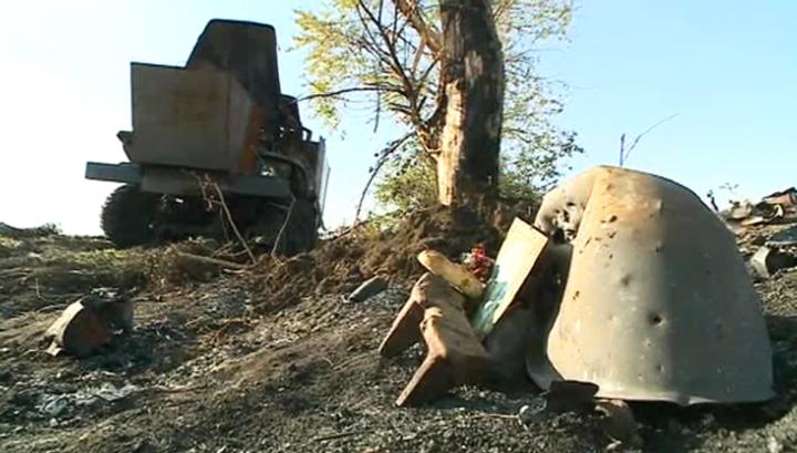 Расстрельные ямы. Реплика Александра Проханова