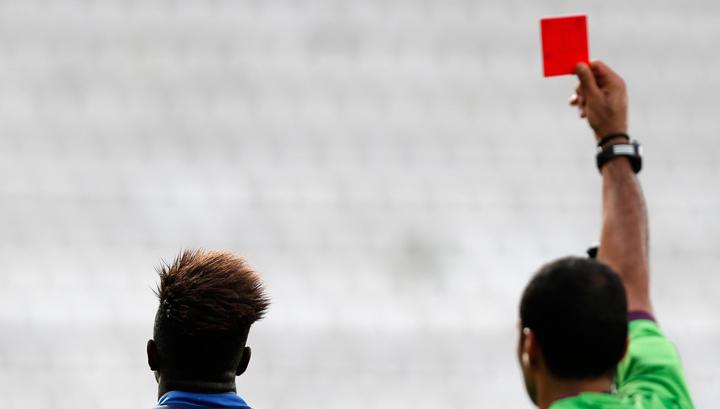Мексиканский футболист убил судью после удаления