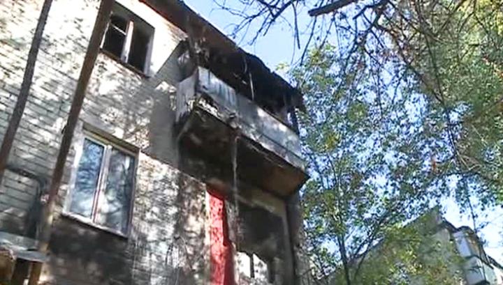 Донецк под огнем: снаряды опять падают в жилые кварталы
