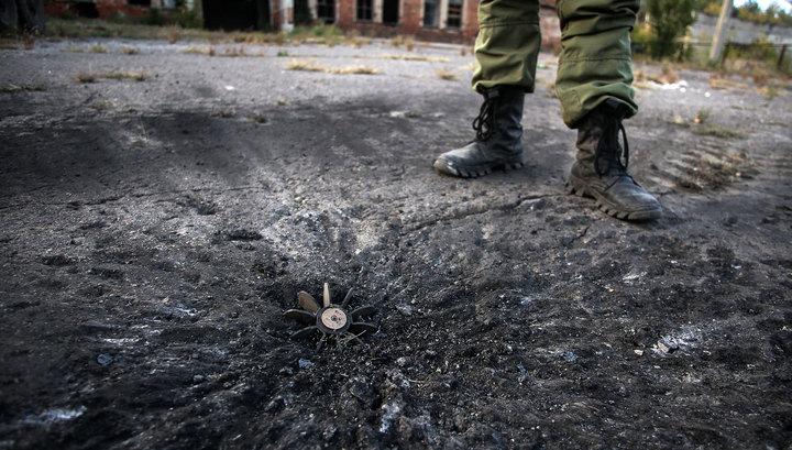 Украинские военные обстреляли мечеть в Донецке в Ураза-байрам
